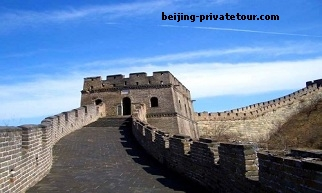 Mutianyu Great Wall, Underground Palace (Dingling) and Olympic Stadium Group Tour
