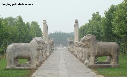 How to get to Ming Tombs