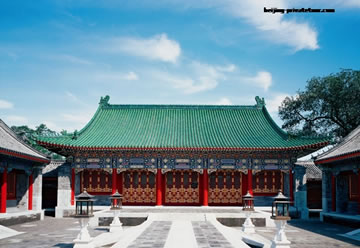 How to Visit Prince Gong's Mansion